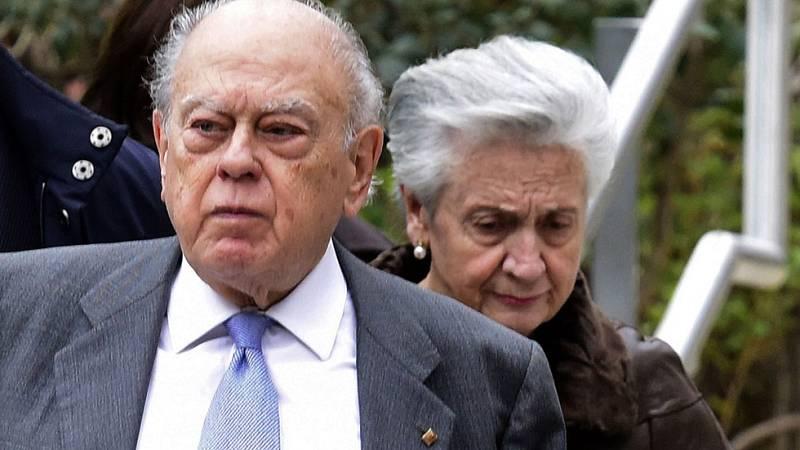 Marta Ferrusola tuvo una cuenta en Andorra hace 25 años con dinero de la herencia de su padre