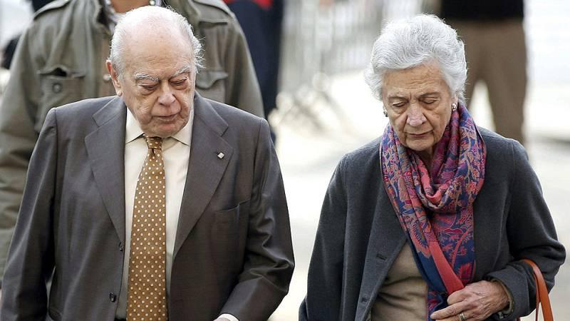 Marta Ferrusola también habría recibido dinero opaco en Andorra