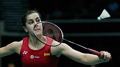 Carolina Marín gana su tercer oro europeo