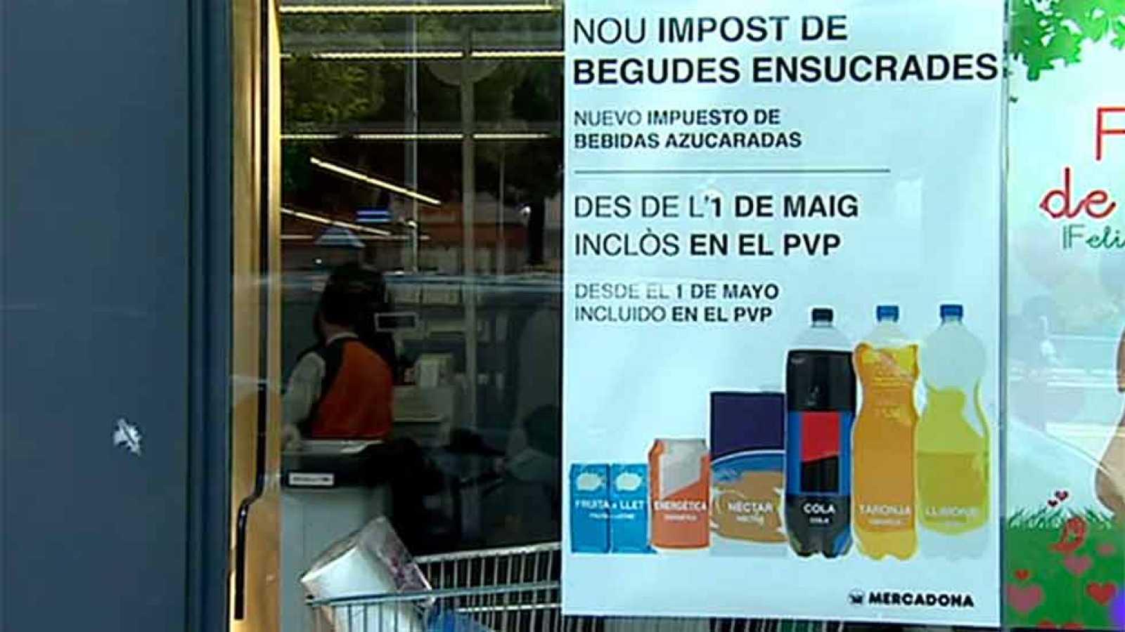 Cataluña aplicará un impuesto a las bebidas azucaradas