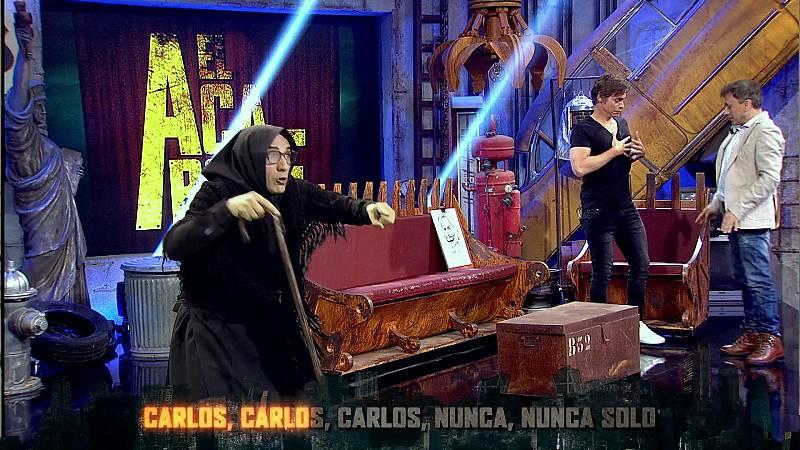 El Acabose - La Blasa le canta a Carlos Baute