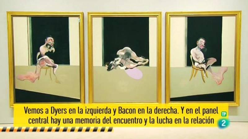 Atención Obras - La escuela de Londres en el museo Picasso de Málaga