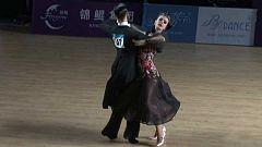Bailes Deportivos - Grand Slam 2017 Standard 2ª Prueba Wuhan