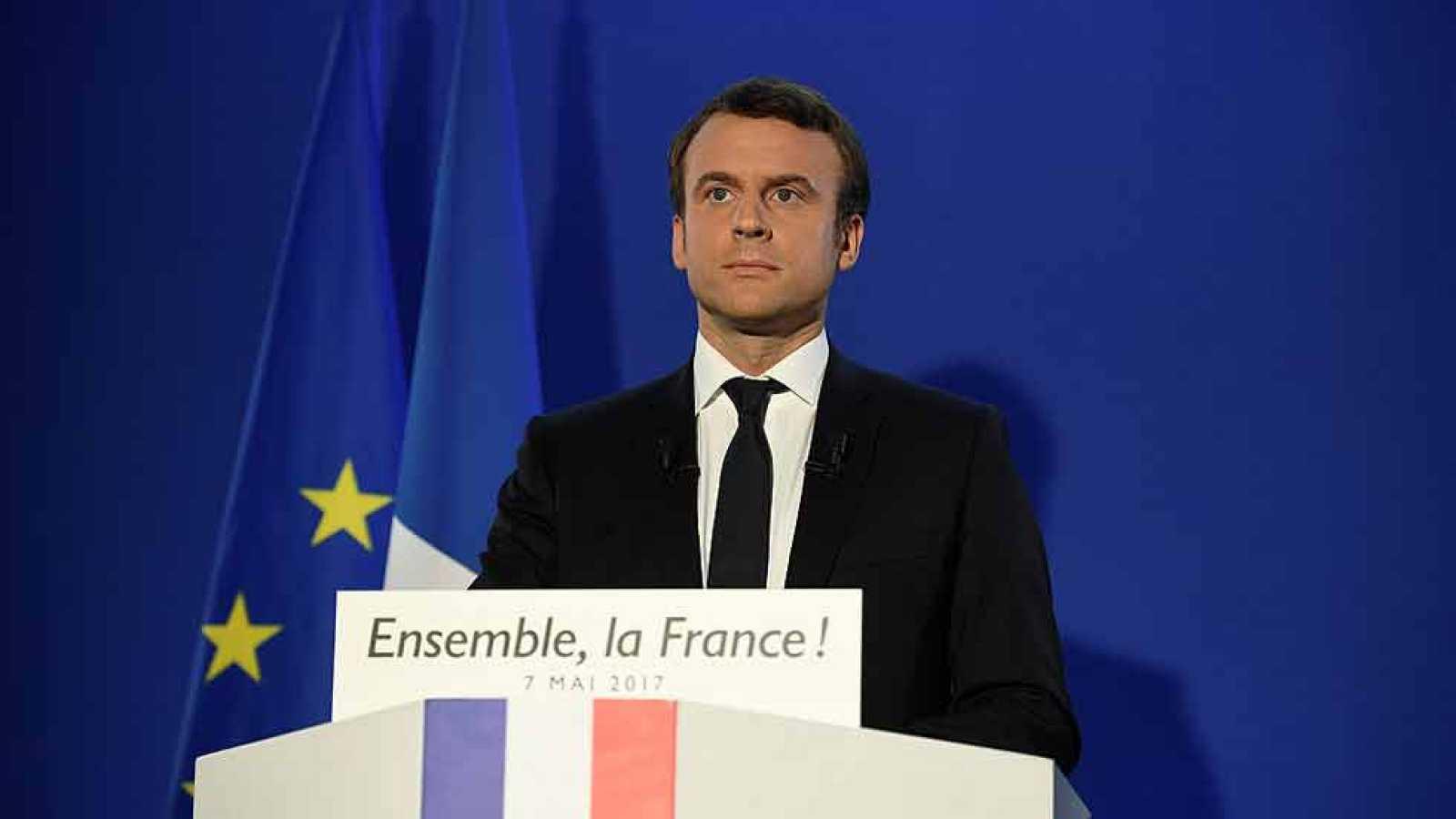Francia busca relanzar su relación con el entorno mediterráneo