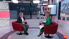 Entrevista a Leopoldo López Gil en el canal 24 horas