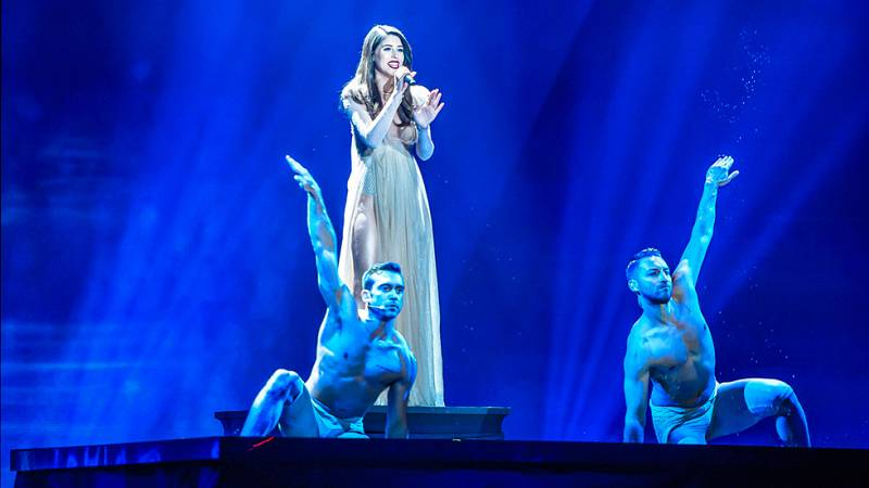 Eurovisión 2017 - Grecia: Demy canta 'This is my love'