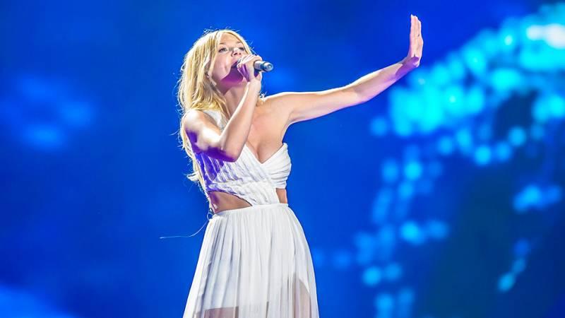 """Eurovisión 2017 - Polonia: Kasia Mos canta """"Flashlight"""""""