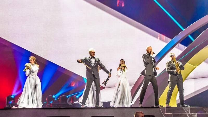 Eurovisión 2017 - Moldavia: Sunstroke Project canta 'Hey Mamma'