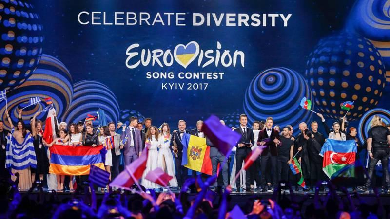 Retransmisión canalla de RTVE.es de la primera semifinal de Eurovisión