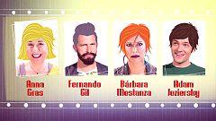 La peluquería - Así será la cabecera de 'La peluquería', la nueva serie de TVE