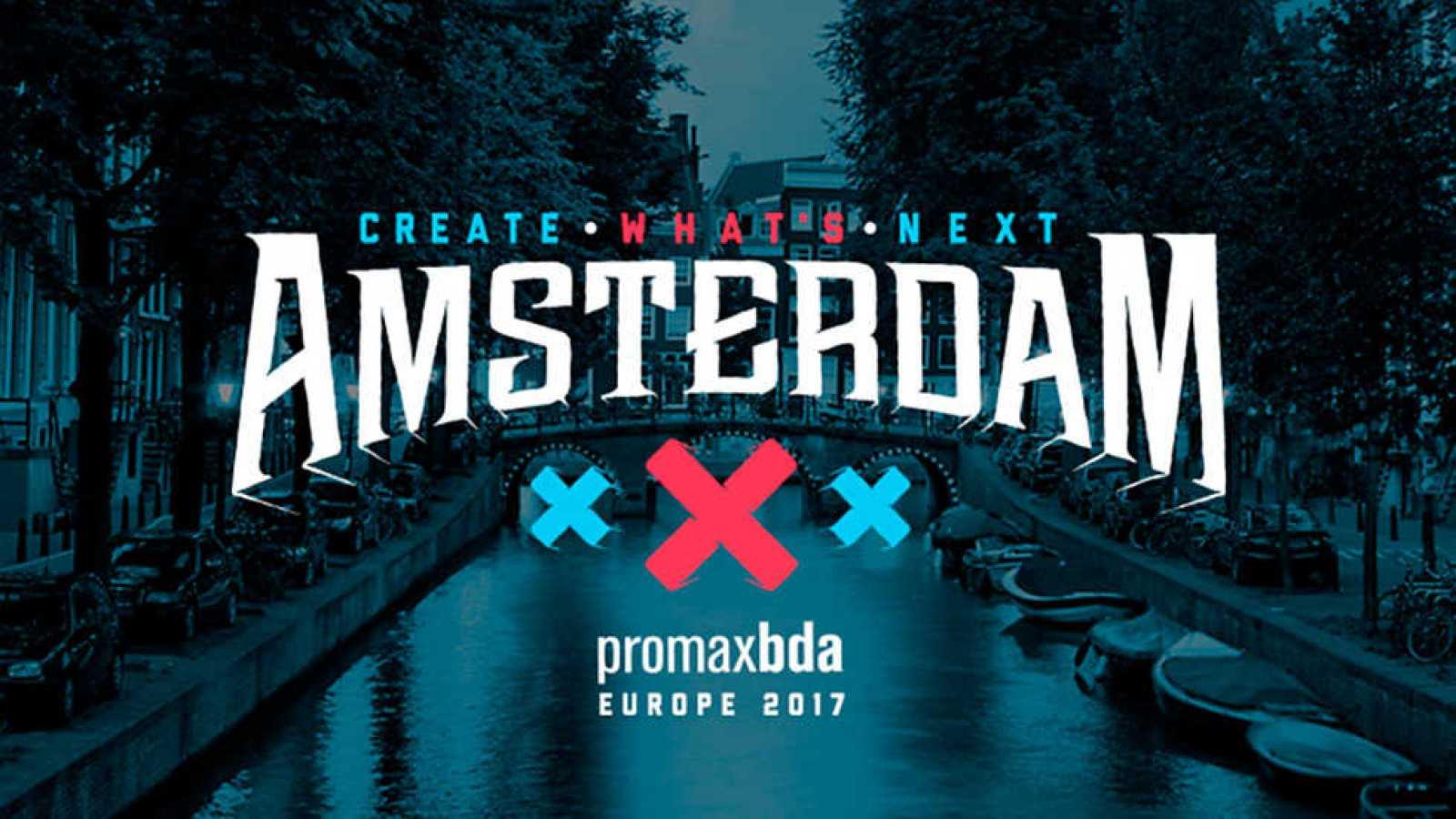 Metrópolis - PromaxBDA Amsterdam 2017 - ver ahora