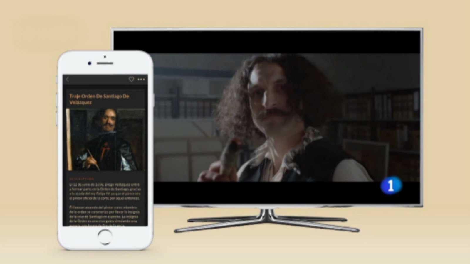 El Ministerio del Tiempo - Cómo funciona la app 'Dive'