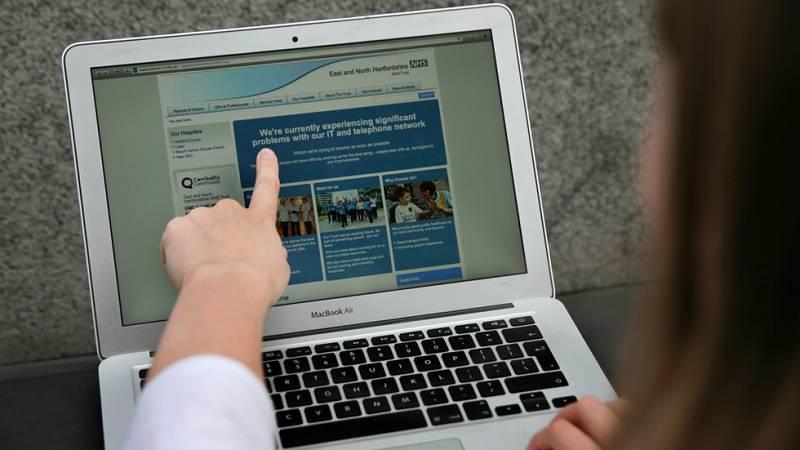 El Gobierno asegura que remite el ciberataque y que no hay nuevas infecciones