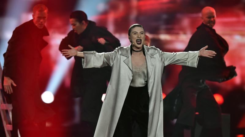 Eurovisión 2017 - Azerbaiyán: Dihaj canta 'Skeletons'