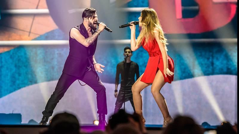 Eurovisión 2017 - Rumania: Ilinca y Alex canta 'Yodel it!'