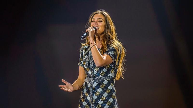 Eurovisión 2017 - Francia: Alma canta 'Requiem'
