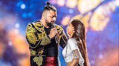 Eurovisión 2017 - Hungría: Joci Pápai canta 'Origo'