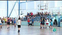 La Aventura del Saber. Liga Cooperativa de basket