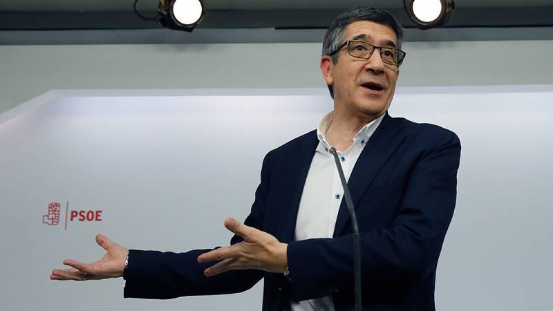 Día de reacciones al debate entre los tres candidatos a la secretaría general del PSOE