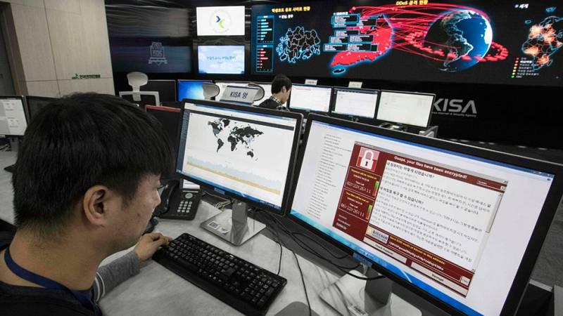 Washington apunta a Corea del Norte por el ciberataque que desde el viernes afecta a ordenadores de medio mundo