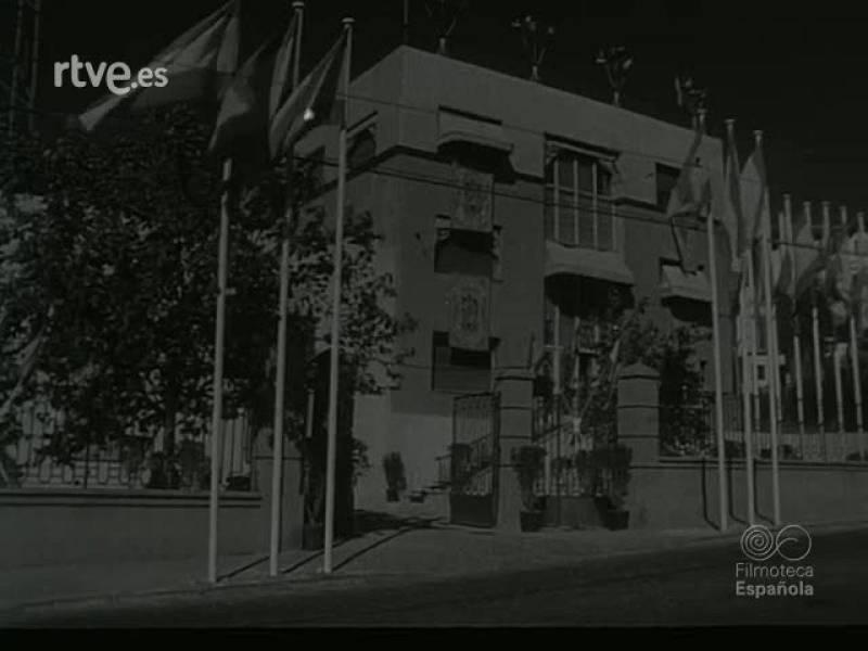 Història de TVE - Inaguració emissions de TVE