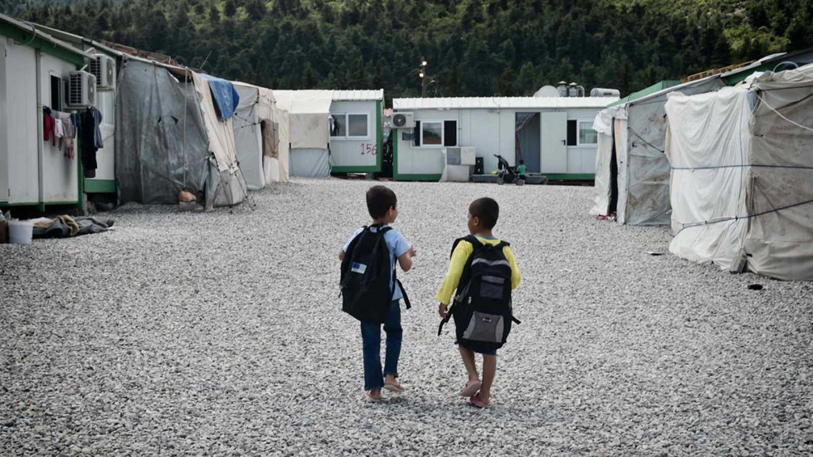 Unicef alza la voz en favor de la infancia. Un toque de atención para los países más ricos a los que pide liderazgo proteger a los más vulnerables.