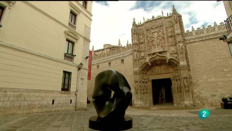 La Aventura del Saber. Colegio de San Gregorio El Museo Nacional de Escultura de Valladolid Edad de Oro del arte hispánico