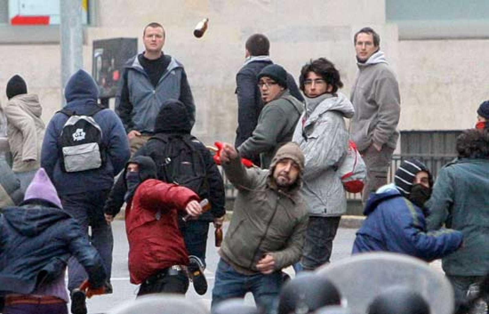 Detienen a independentistas gallegos
