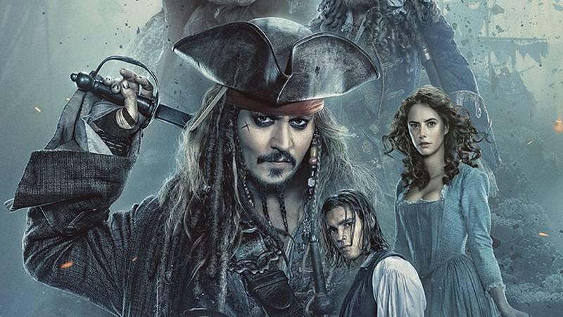 Tráiler de 'Piratas del Caribe: La venganza de Salazar'