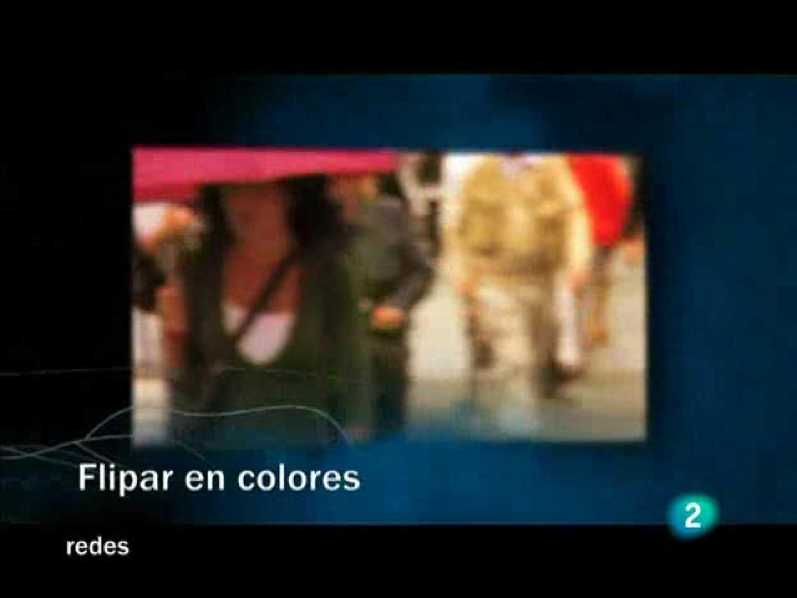 Redes (08/02/09) :  Flipar en colores