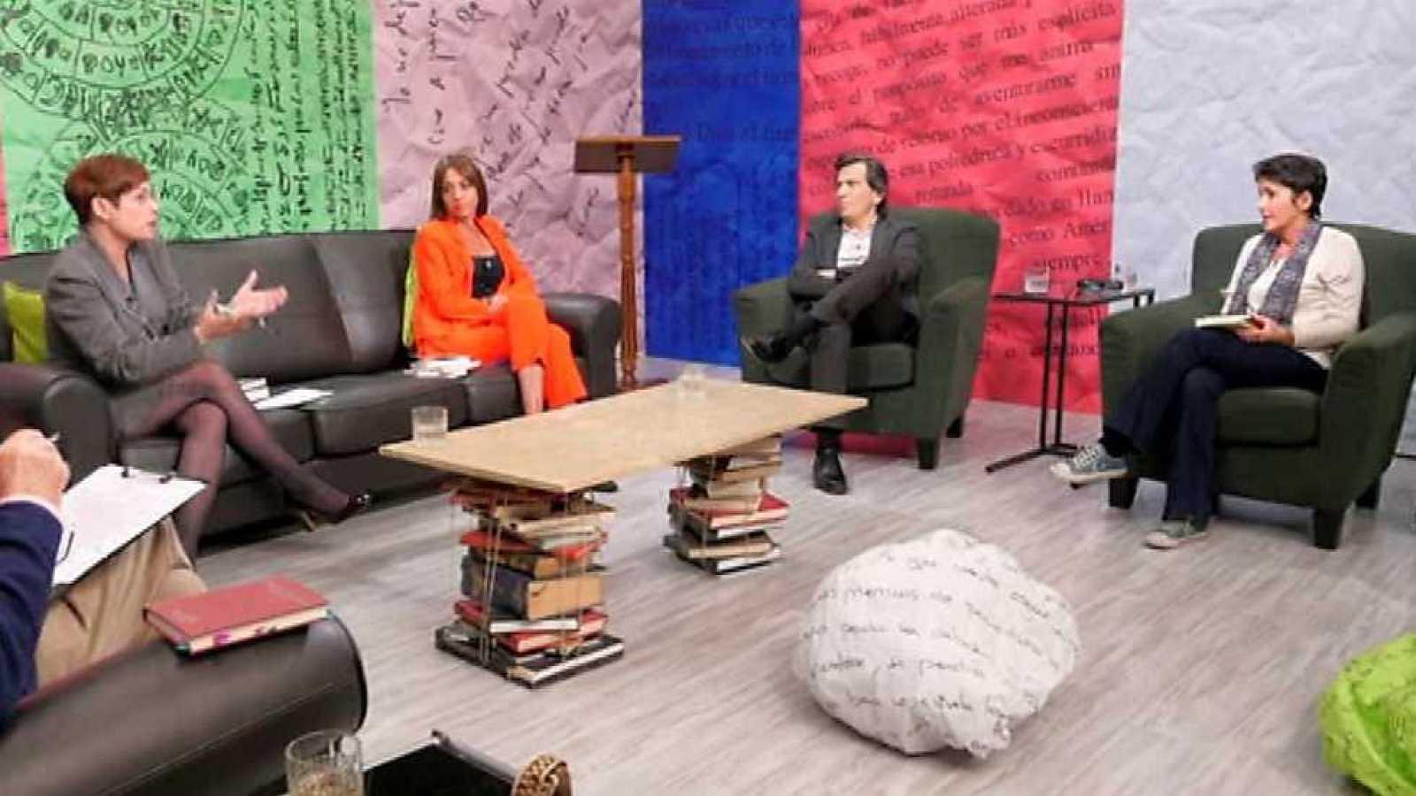 Libros con uasabi - 21/05/17 - ver ahora