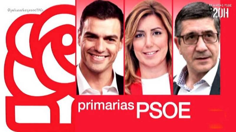 20H - Especial Primarias del PSOE - 21/05/17 - ver ahora