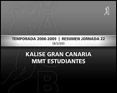 Gran Canaria 95-87 Estudiantes
