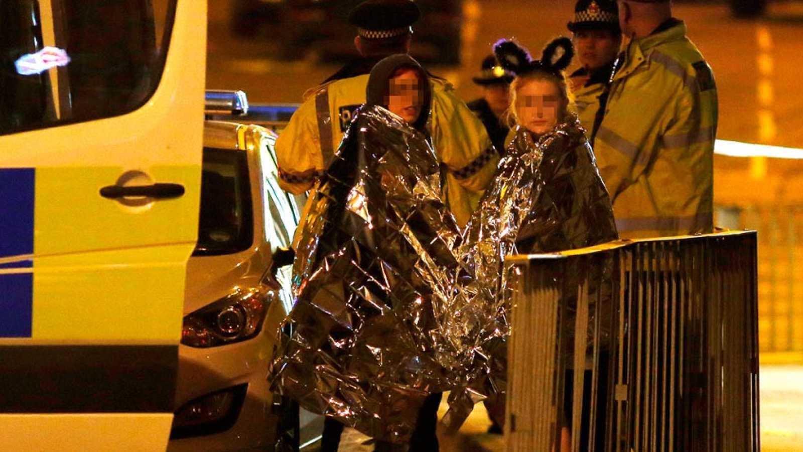 Atentado en Manchester - Al menos 22 muertos y más de 50 heridos en un atentado suicida en Manchester