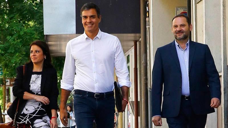 Pedro Sánchez no incluirá a ningún barón en la nueva Ejecutiva del PSOE
