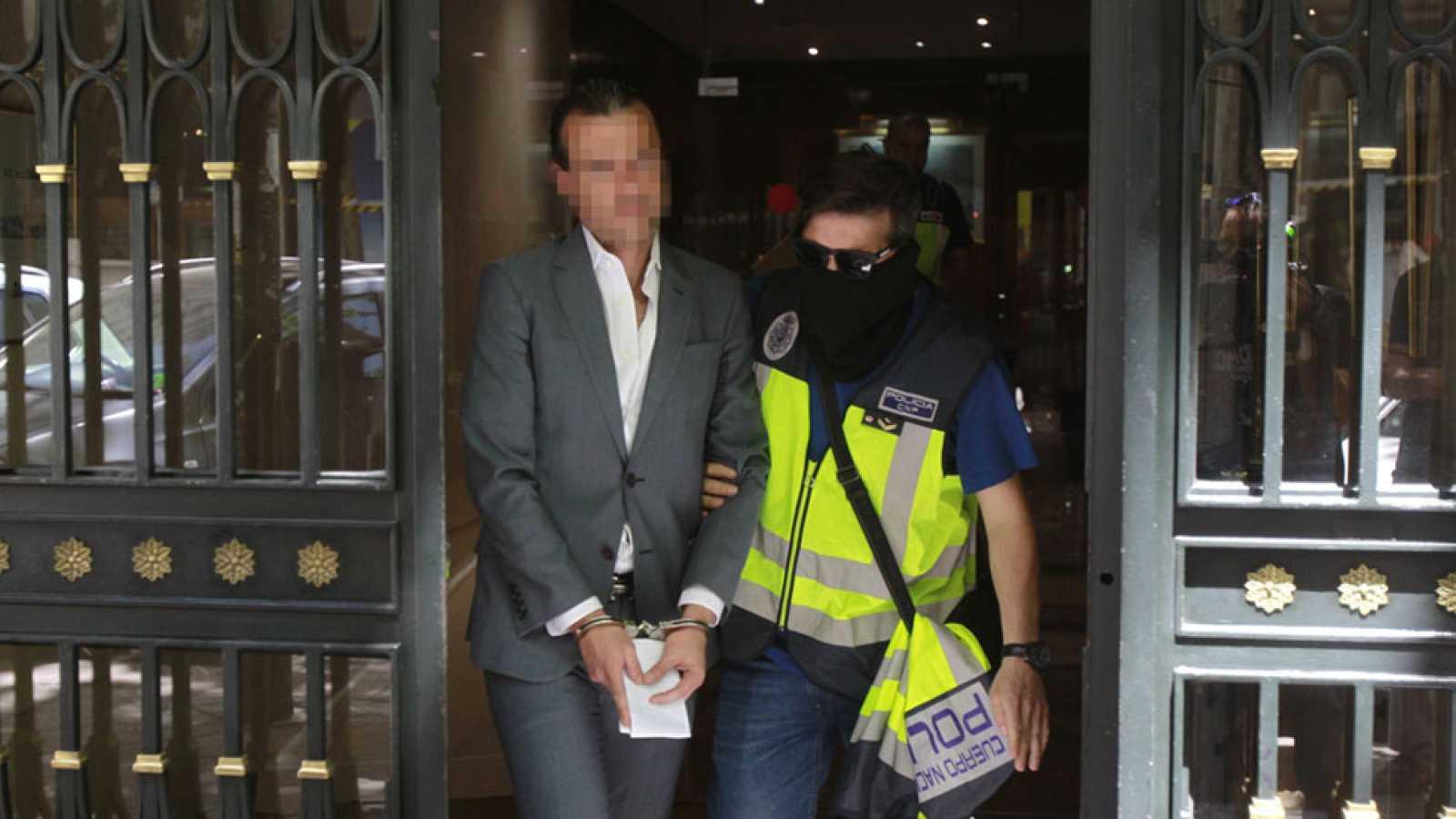 Detienen al empresario Aneri y al prestamista Antonio Arroyo por presunto desvío de dinero de cursos de formación