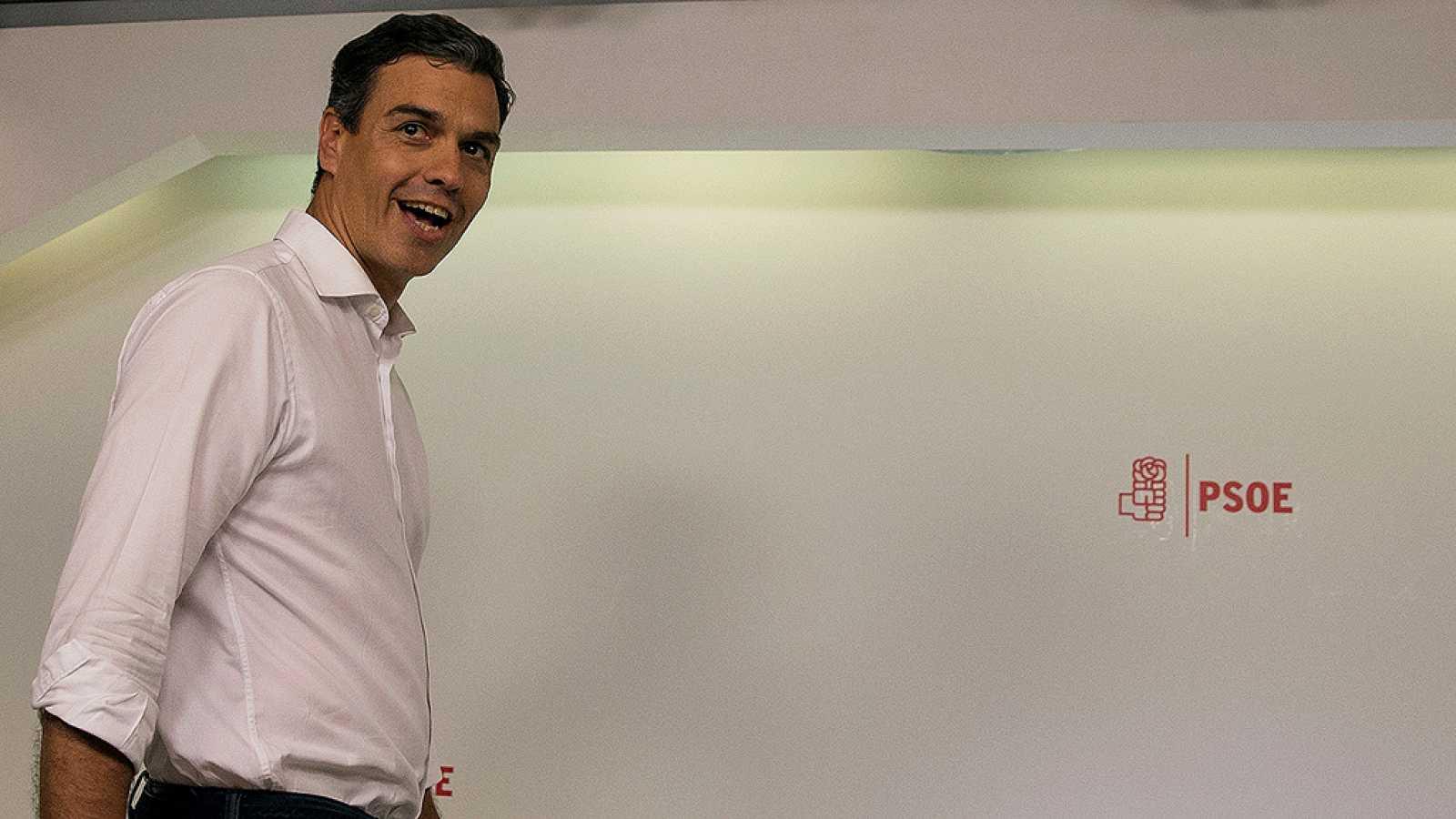 Pedro Sánchez quiere que el Congreso del PSOE vote la plurinacionalidad de España