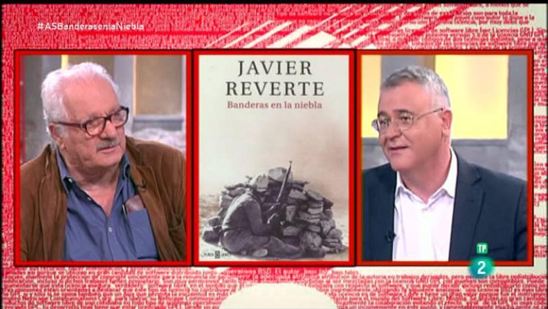 La Aventura del Saber. TVE. Javier Reverte. Banderas en la Niebla