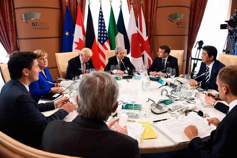 Terrorismo, economía y cambio climático, en la agenda del G7