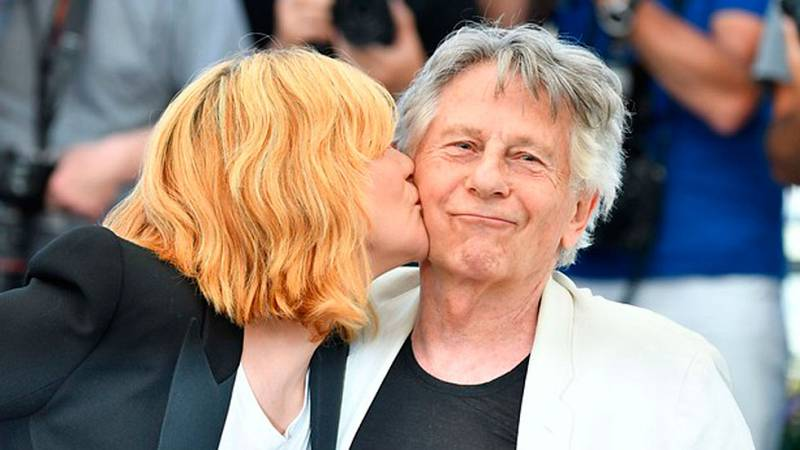El director de cine Roman Polanski de 83 años ha regresado a Cannes con su última película