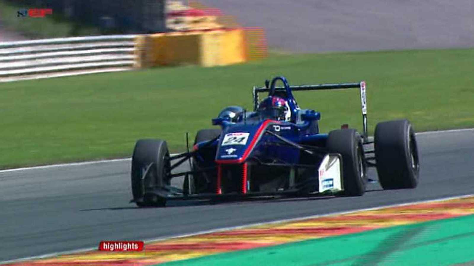 Automovilismo - Eurofórmula Open 1ª Carrera desde Spa (Bélgica) - ver ahora