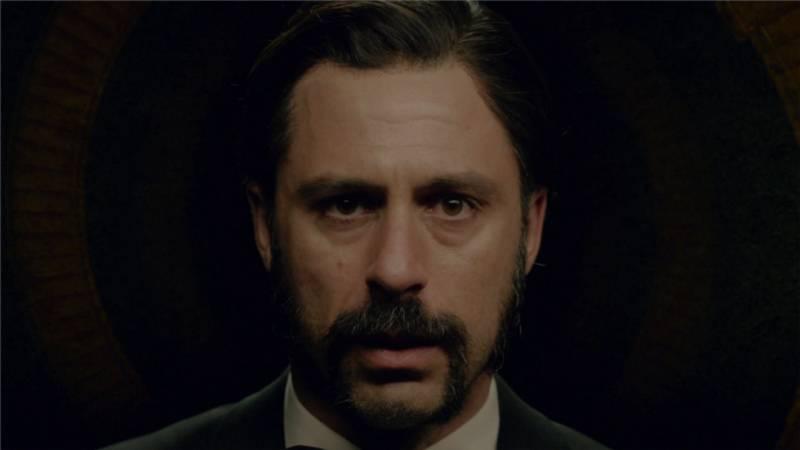 El Ministerio del Tiempo - Pacino sueña con la muerte de Marta