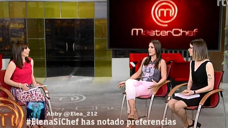 """Elena: """"El jurado de MasterChef va más suave con Miri"""""""