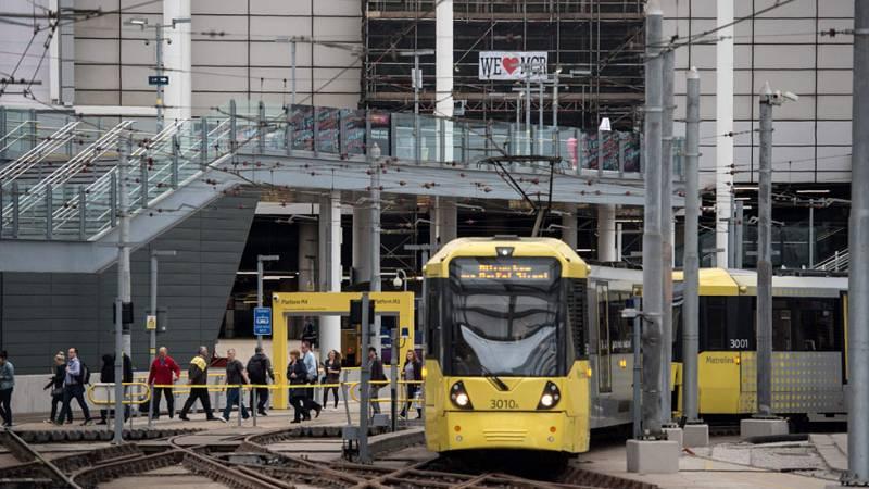 La estación Victoria de Mánchester reabre tras el atentado