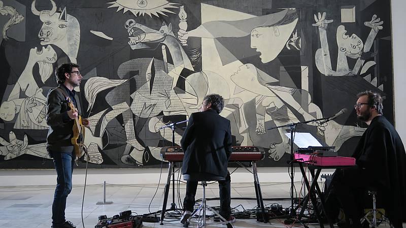Suena Guernica - Iván Ferreiro, 'El pensamiento circular' (Teaser) - 02/06/17 - Ver ahora