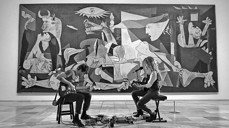 Suena Guernica - Christina Rosenvinge, 'La tejedora' - 31/05/17 - Ver ahora