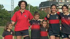 Enfoque - Rugby 'El rugido de las leonas'