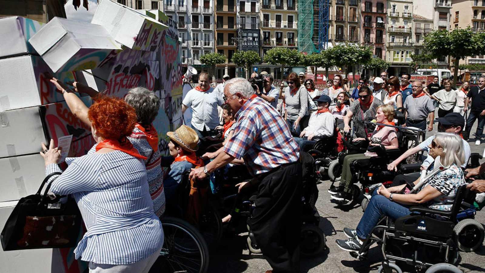 Día Mundial de la esclerosis múltiple, enfermedad que sufren unas 50 MIL personas en España