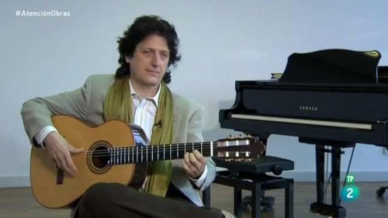 Juan Manuel Cañizares reinterpreta a Enrique Granados