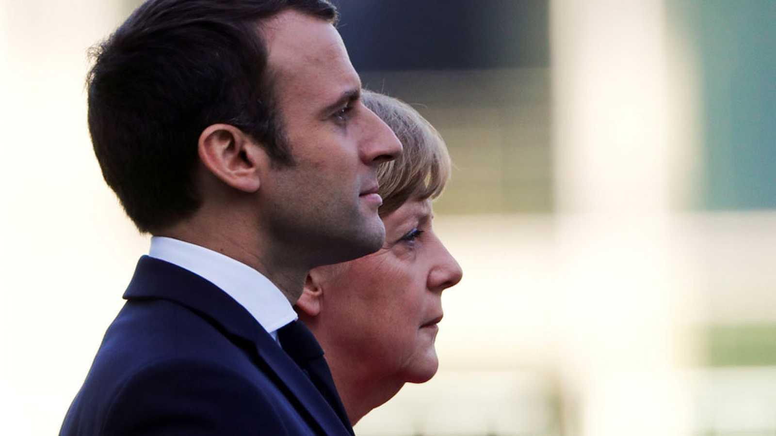Los líderes mundiales han mostrado su solidaridad
